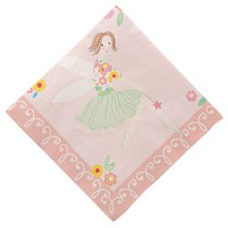 fairy magic small napkins