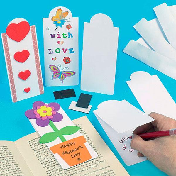 magnetic bookmark blanks