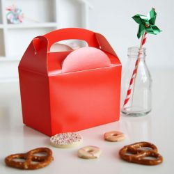 party boxes red