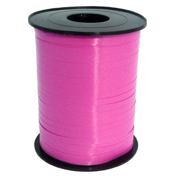 curling ribbon cerise