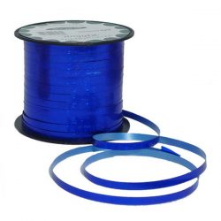 curling ribbon royal blue
