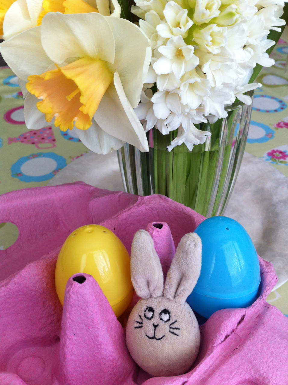 What to do with those plastic eggs!