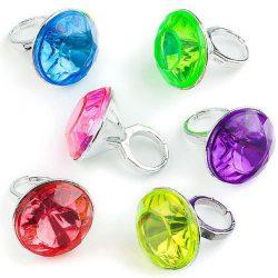 jumbo gem rings