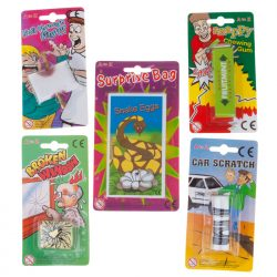 joke assortment party toys