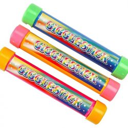 giggle stick party toy