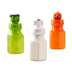 halloween bubbles bottles