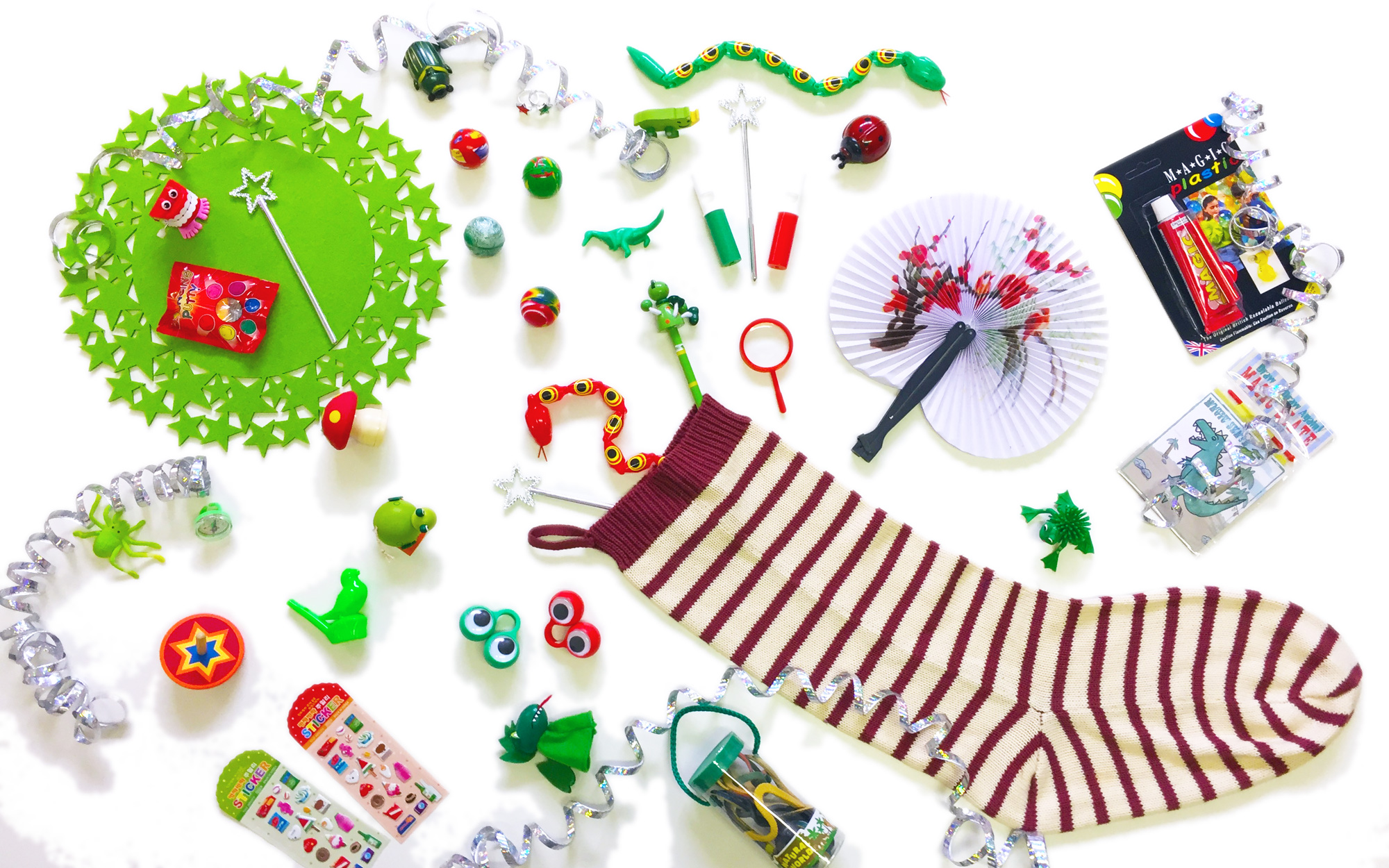 Christmas stocking filler ideas toys