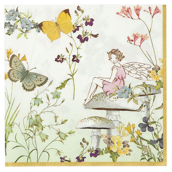 Truly Fairy Napkin