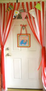 Door streamers & How to use Crepe Paper Streamers - The Party Pirate