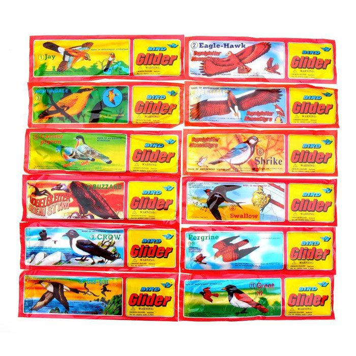 Bird Glider packs