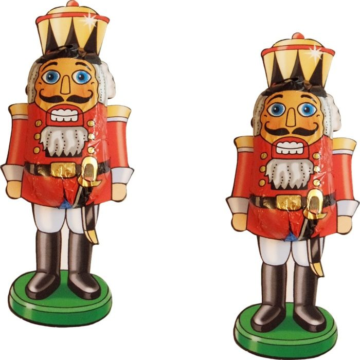 Nutcracker chocolate