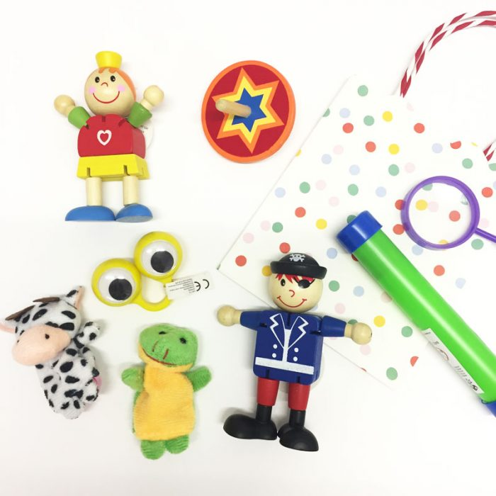 preschool party bag fillers