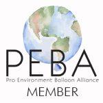 PEBA Pro-Environment Balloon Alliance Member