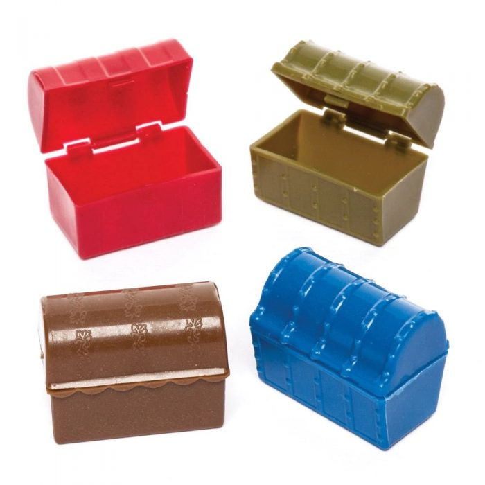 mini treasure chests