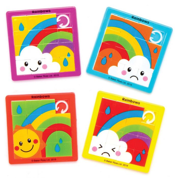 rainbow slider puzzle