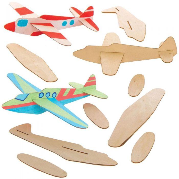 Wooden glider kit
