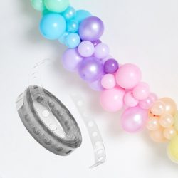 balloon garland tape