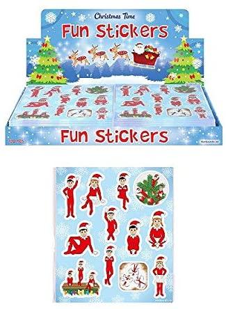 elf stickers