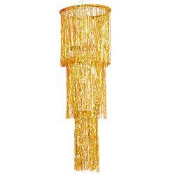 gold-fringed-chandelier