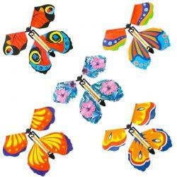 Twirling Butterflies