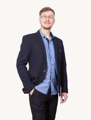 Luc (Lukyan) Shmarlouski