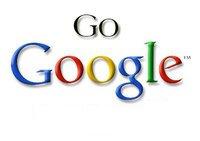 Go Google Logo