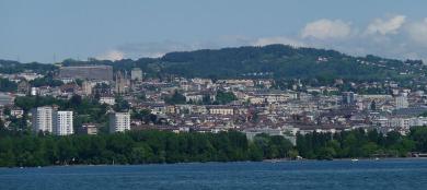 Panorama Lausanne