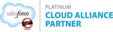 Logo Platinum Cloud Alliance Partner