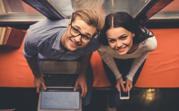 Dein dualer Bildungsweg zum Salesforce Consultant bei PARX