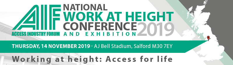 AIF National Work at Height Conference