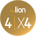 lion             4, X4