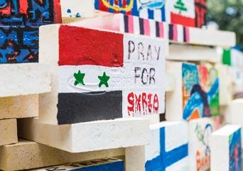 Tätä on Patmosapu Syyrian kärsiville kristityille
