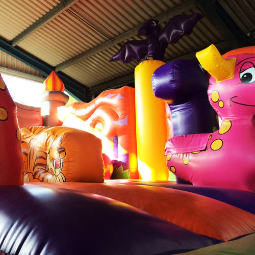 Bouncer – the Big Bouncy Castle