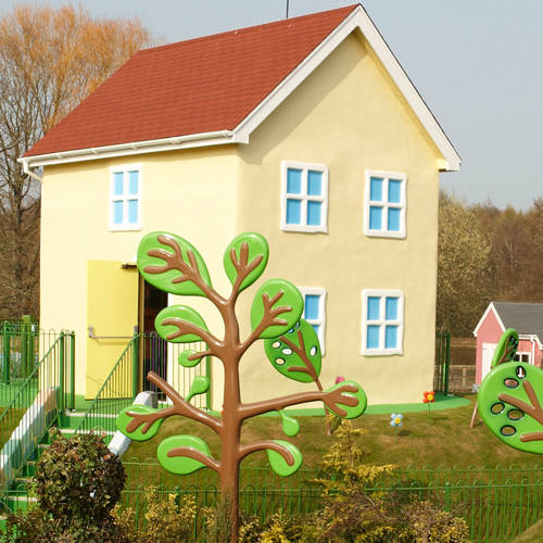 Visit Peppa Pig's House in Peppa Pig World