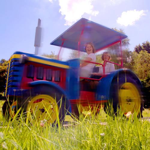Trekking Tractors Ride