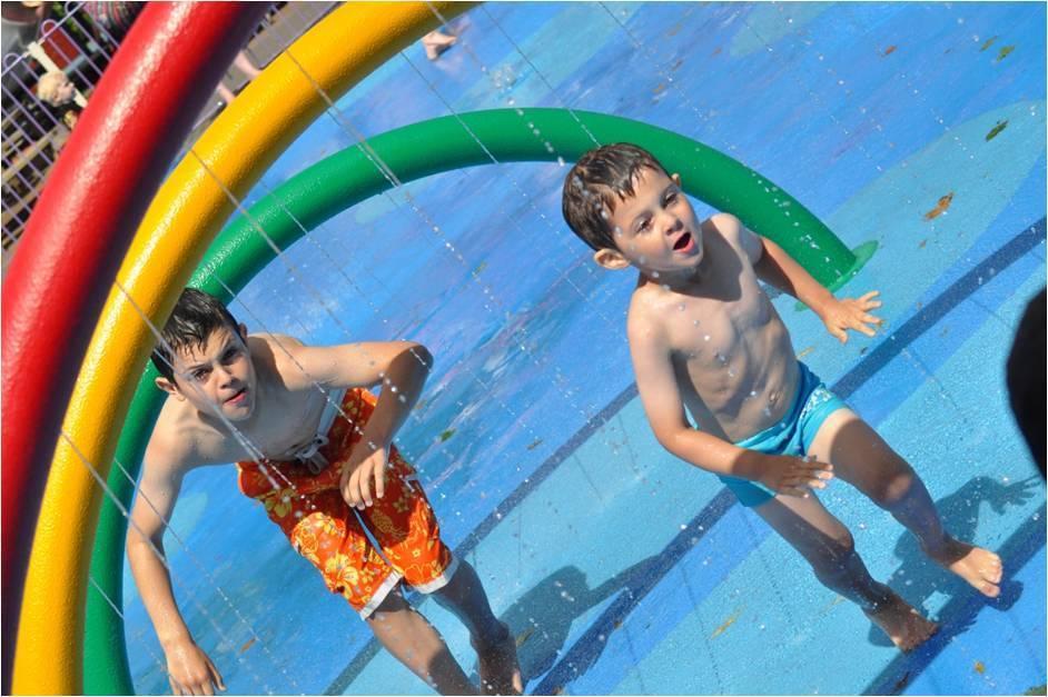 Water Kingdom at Paultons Park - Ali Simpson Fondest Memories 2