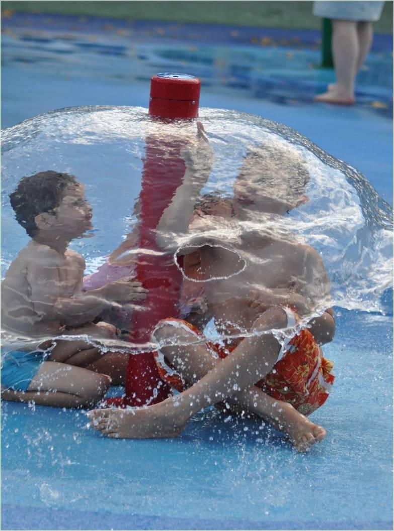 Water Kingdom at Paultons Park - Ali Simpson Fondest Memories 3