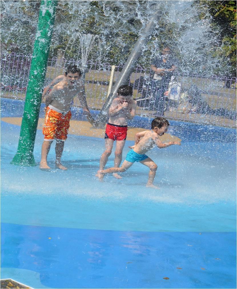 Water Kingdom at Paultons Park - Ali Simpson Fondest Memories 4