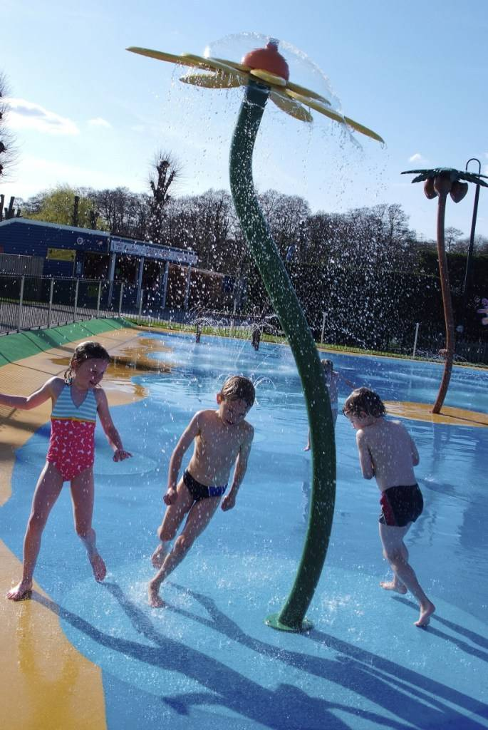 Water Kingdom at Paultons Park