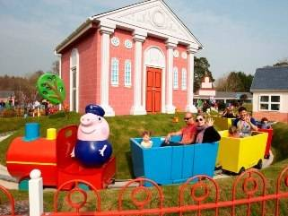 Peppa Pig World Discounts, Offers and Vouchers 2015