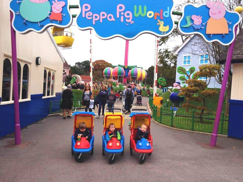 5 Child Friendly Features At Paultons Park And Peppa Pig World