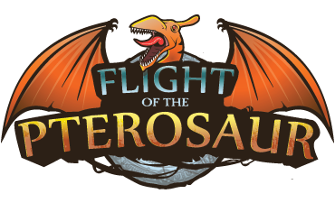 The Flight of the Pterosaur