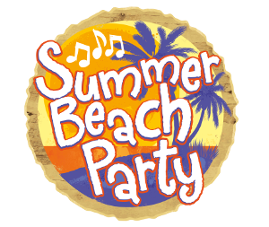 Summer Beach Party at Paultons Park
