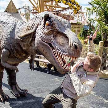 ALIVE! Dinosaur Encounter