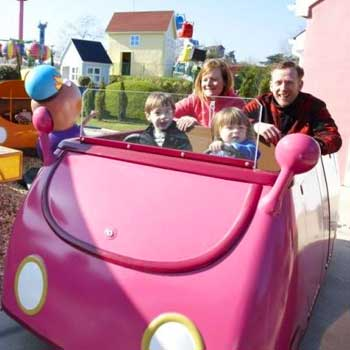 Daddy Pig's Car Ride