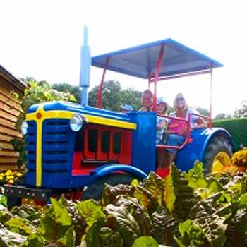 Trekking Tractors