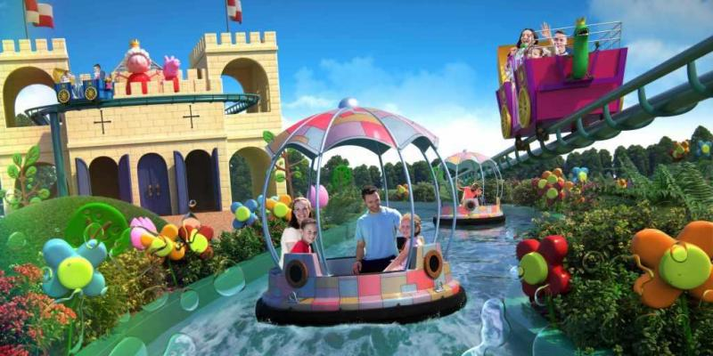 New For 2018 At Paultons Park And Peppa Pig World