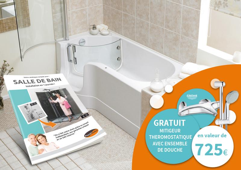 Aide au choix baignoires