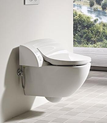 Allier Toilet Douche
