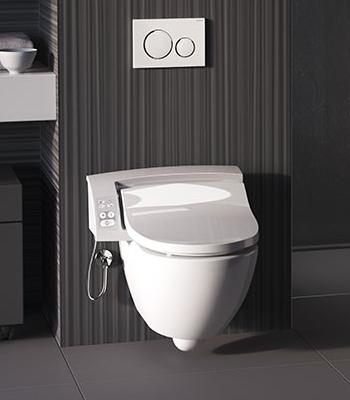 Ardenne Toilet Douche
